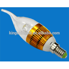 La mejor lámpara de LED Bulbo wifi RGB controlador Epistar Cree Chip