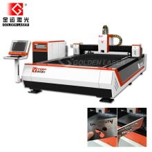 Fiber CNC Stainless Steel Laser Cutting Machine 700W 1000W 1200W