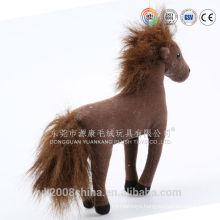 OEM/ODM mechanical stuffed horse toys moving animated plush horse