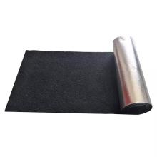 Coton ignifuge de papier d'aluminium composite
