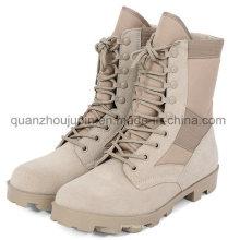ОЕМ кожи замши пустыни военные тактические военные ботинки