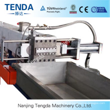 Tsh-75 Compounding Parallel Double Screw Plastic Extruder