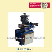 Угловая машина с внутренним кольцевым уплотнением для спирально-навитой прокладки