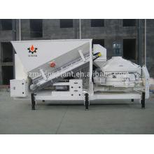 MINI mobile concrete mixing batch plant ready mixed