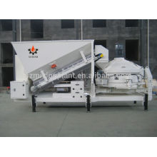 Мобильная передвижная бетоносмесительная установка MINI