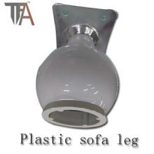 Hardware-Möbel Tuble Plastic Sofa Bein