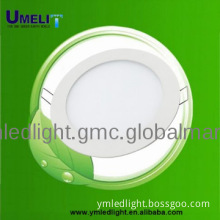 color temperature adjustable panel light