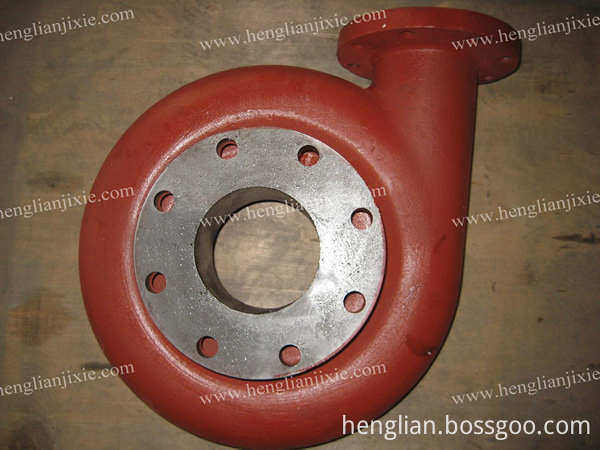 pump body 1-2
