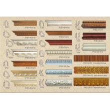Banruo PU-Gesims für luxuriöse Dekoration (PUX58-F4)