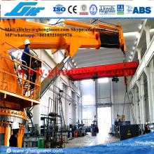 Grue de pont à navire télescopique hydraulique rotatif complet