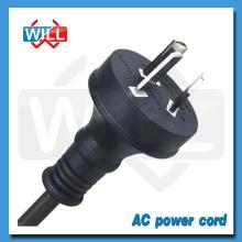 Фабричный оптовый UL CUL FCC блокирующий штекер шнур питания переменного тока