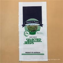 25kg plastic seed packag bag