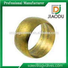 1/8 de polegada ou 1/4 de polegada ou 3/4 de polegada ou 1/2 polegada personalizou o preço de fábrica agradável da qualidade todo o tipo selo de válvula de bronze para o anel