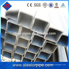 40*40 rectangular pipe structure tube