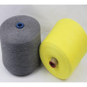 Hilado mezclado de cachemira de algodón en China