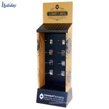 Toy Pendant Display Cardboard With Hook, FSDU Diseño personalizado Toys Cardboard Display
