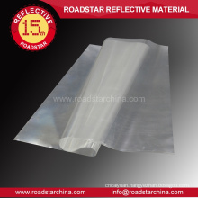 durable reflective prismatic pvc roll