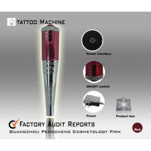 Permanente maquillaje pluma de la ceja tatuaje de aluminio máquina lastest-MP-1