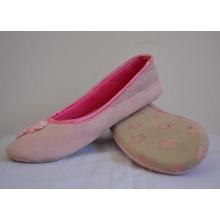 Classic Style Ladies Ballerina Slippers With Pointe
