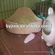 gaiola de rato de aço inoxidável