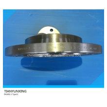 En1092-1 B1 Carbon Steel P265gh Weld Neck Flange
