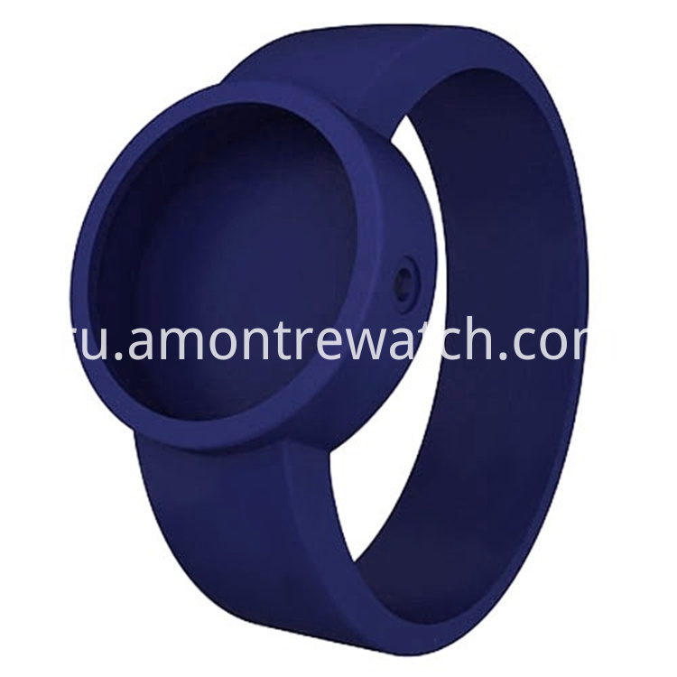inchangable watch band royalblue