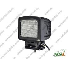 "6"" CREE LED 60W Square off Road Light Fog ATV Truck Rigid Work Bright"