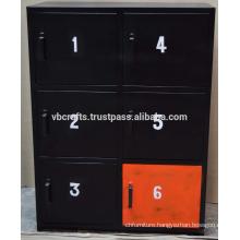 Industrial Retro Vintage Drawer Cabinet