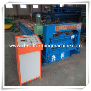 Fully Automatic Joint Hidden Steel Roofing Sheet Forming Machine (XH820)