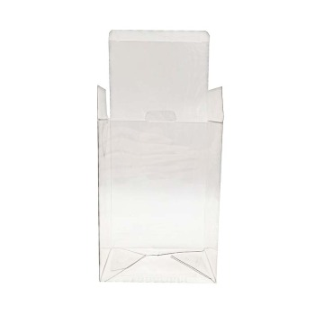 Custom Clear PET Packaging Funko Pop Protector Case