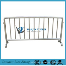 Stainless Steel Used Road Remote Crowd Control Barrier