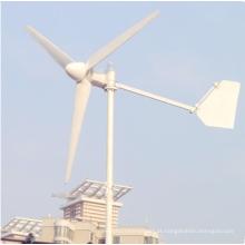 Casa de 150W usar gerador de turbina de vento