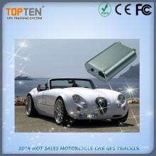 Auto Car Alarm System Silver (TK108-J)