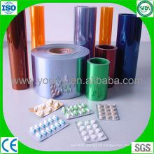 Folha de PVC Farmacêutica