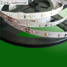 12V SMD 3014 3000k LED Flex Strip (60 LEDs por metro)