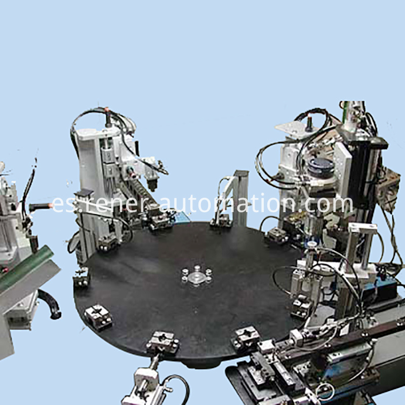 Turntable Assembly Machine