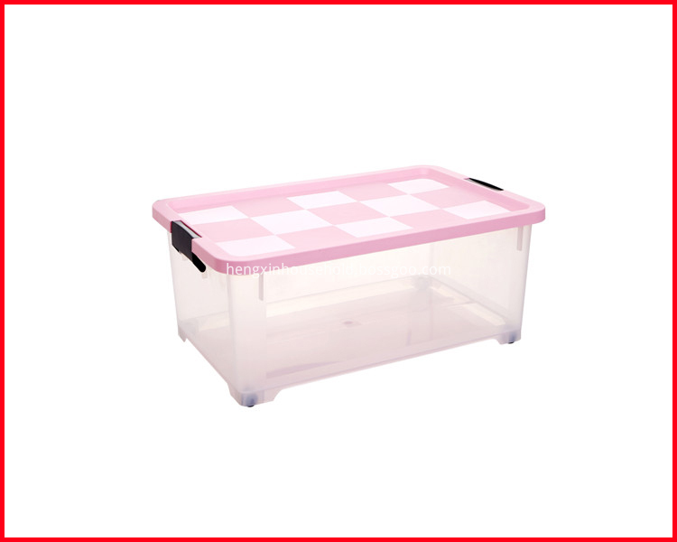Rolling Storage Totes