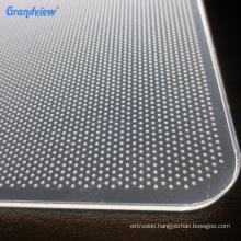 Light Guide Plate PMMA PS LGP for LED Panel Light