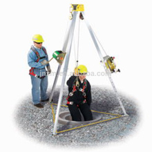 Fire Fighting Fallen Protection Aluminum Safety Rescue Lifting Tripod