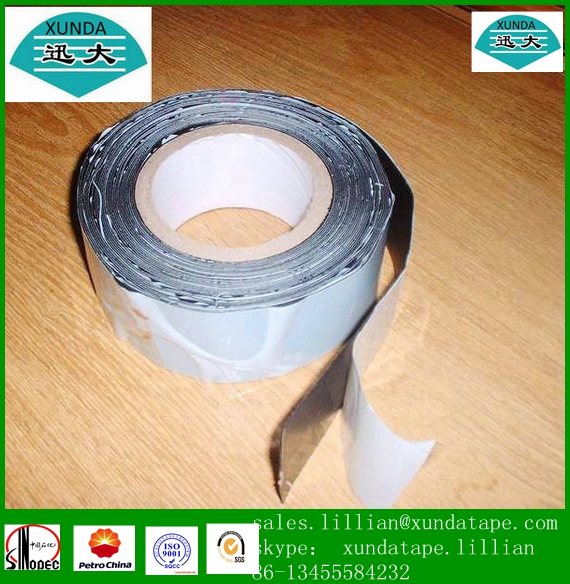 Anti corrosive PE bitumen tape