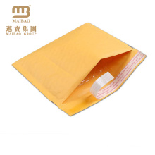 wholesale poly metallic bubble mailer pink