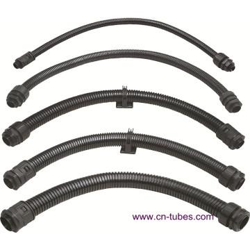 Luva de proteção de cabo de nylon