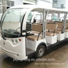 Gasbetriebener Shuttlebus mit 23 Sitzplätzen