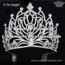 Alloy Crystal State Pageant Crowns