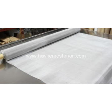 5 heddle weave Woven Wire Mesh