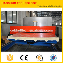 Economic PU Panel Production Line