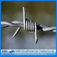 Barbed Wire ...