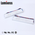 UL approved 1100mA 75W Dual channel dimmable led strip driver
