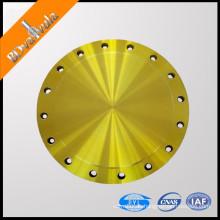 "32 ""-60"" BS 4504 Edelstahl Blind Schmiede Flansch PN6-100 made in China"