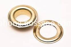 brass eyelet